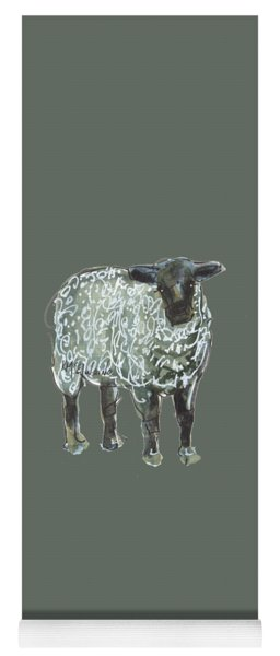 Lamb Art An032 Yoga Mat