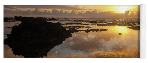 Lanai Sunset #1 Yoga Mat