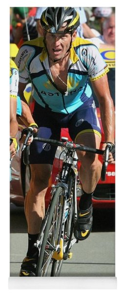 Photograph - Lance Armstrong - Verbier 2009 by Travel Pics