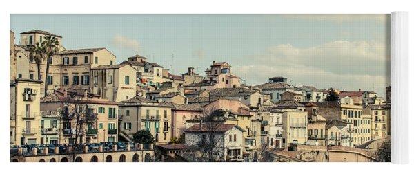 Lanciano - Abruzzo - Italy  Yoga Mat