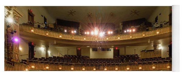Landers Theatre Yoga Mat