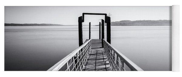 Landing Dock Yoga Mat