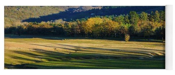 Landscape 6 Yoga Mat