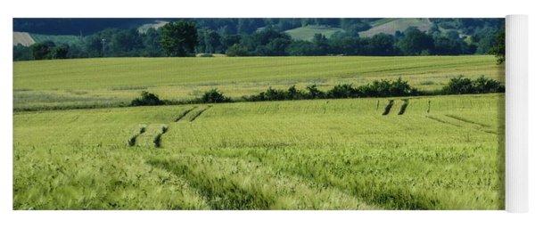 Landscape 8 Yoga Mat
