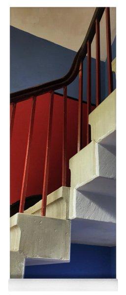 Lanhydrock Stairs Yoga Mat