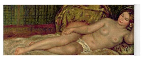Large Nude Yoga Mat