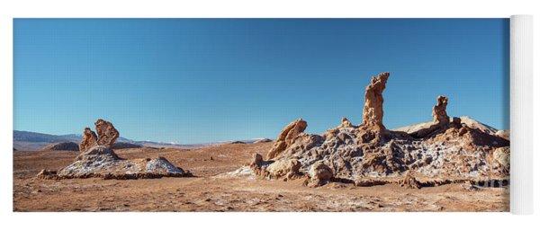 Las Tres Marias Atacama Desert Yoga Mat