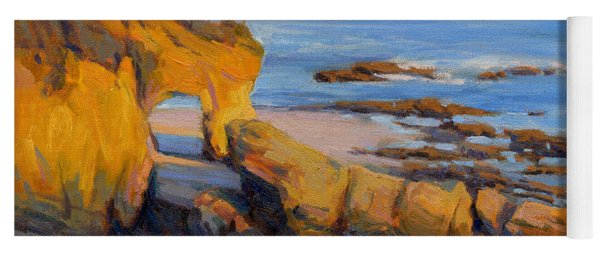 The Golden Hour / Laguna Beach Yoga Mat