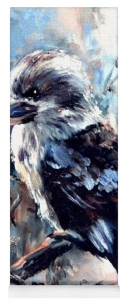 Laughing Kookaburra Yoga Mat