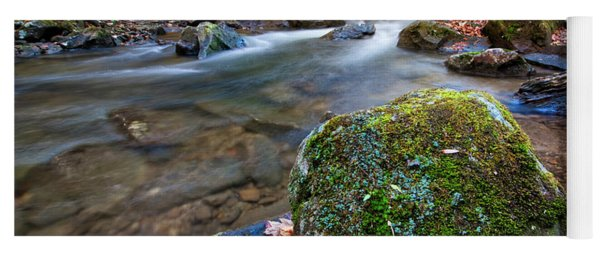 Laurel Fork Rapids Yoga Mat