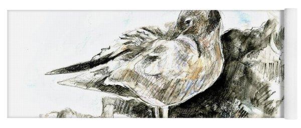 Lava Gull Yoga Mat