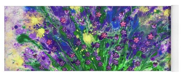Lavender Yoga Mat
