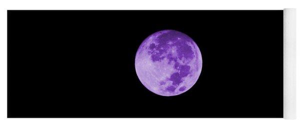 Lavender Moon Yoga Mat