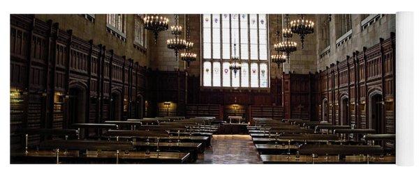 Law School Library Yoga Mat