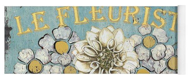 Le Fleuriste De Botanique Yoga Mat