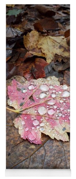 Leaf Bling Yoga Mat