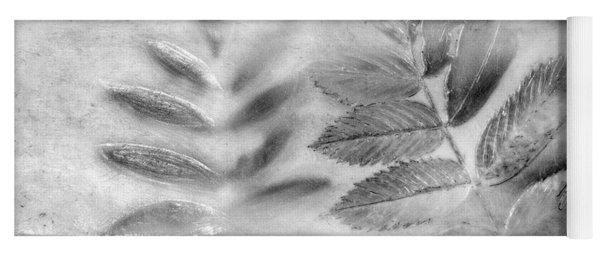 Leafage Lustre Yoga Mat