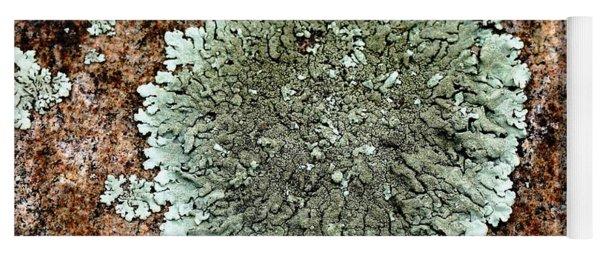 Leafy Lichen Yoga Mat