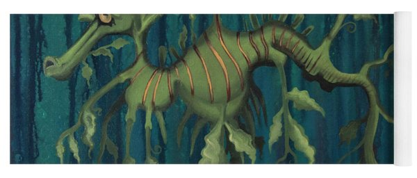 Leafy Sea Dragon Yoga Mat