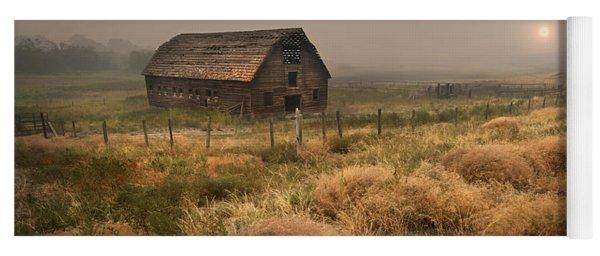 Legacy - Haynes Ranch Barn Yoga Mat