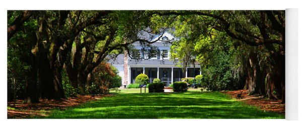 Legare Waring House Charleston Sc Yoga Mat