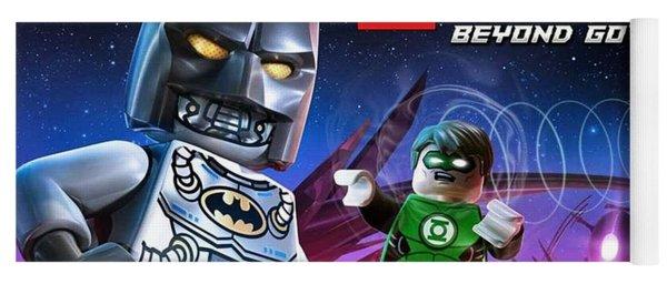 Lego Batman 3 Beyond Gotham Yoga Mat
