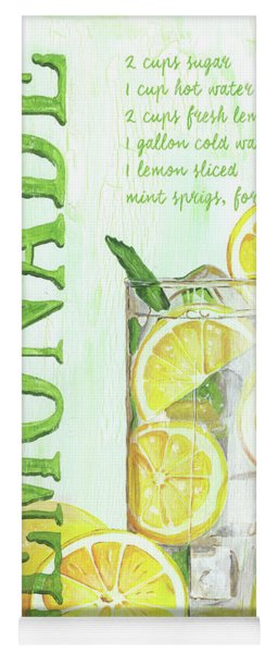 Lemonade Yoga Mat