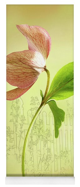 Lenton Rose 1 Yoga Mat