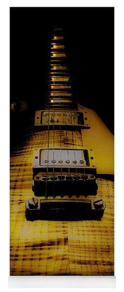 1958 Reissue Guitar Spotlight Series Yoga Mat
