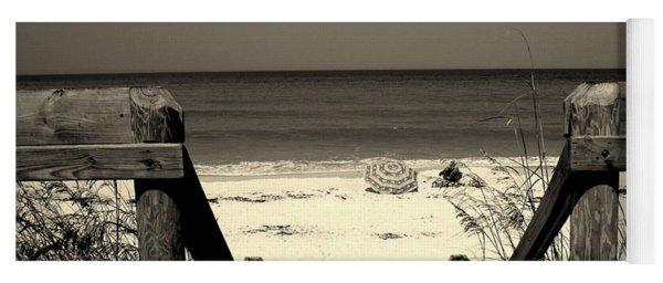 Life Is A Beach Yoga Mat