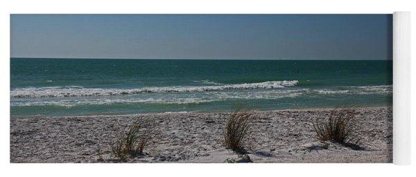 Life's A Beach Yoga Mat