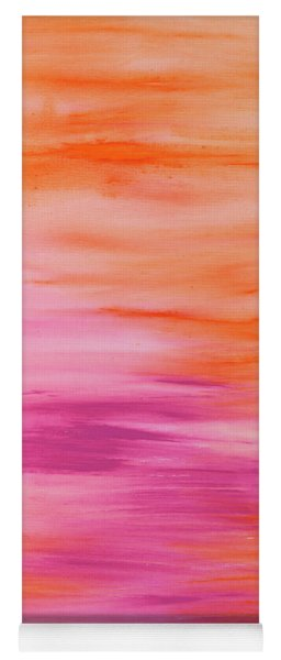 Light Like Love Yoga Mat