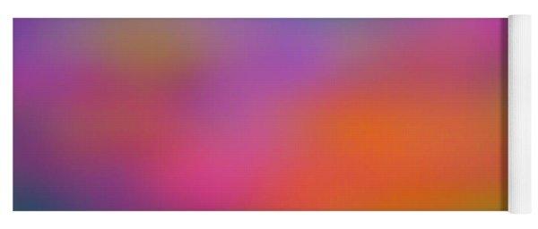 Light Painting No. 7 Yoga Mat