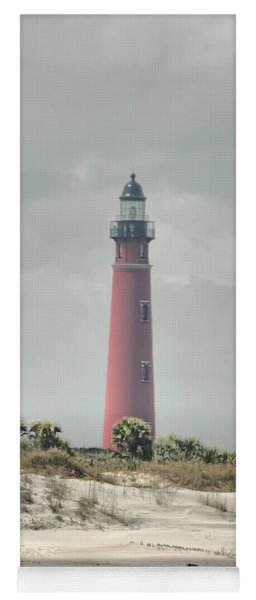 Lighthouse At Ponce Inlet Yoga Mat
