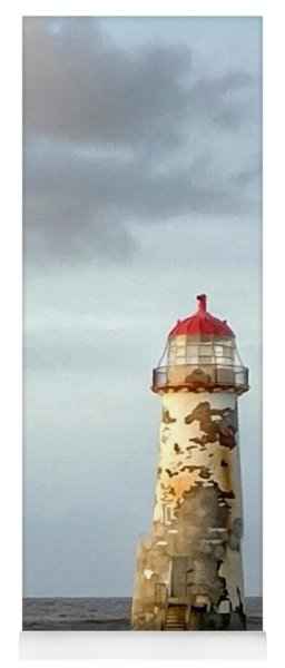 Lighthouse Revisited Yoga Mat
