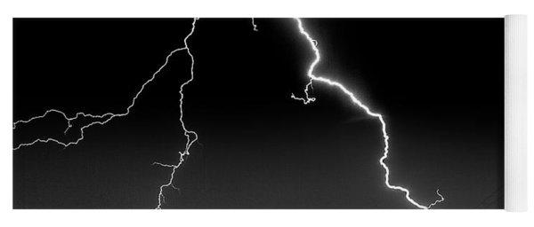 Lightning Bolt Yoga Mat