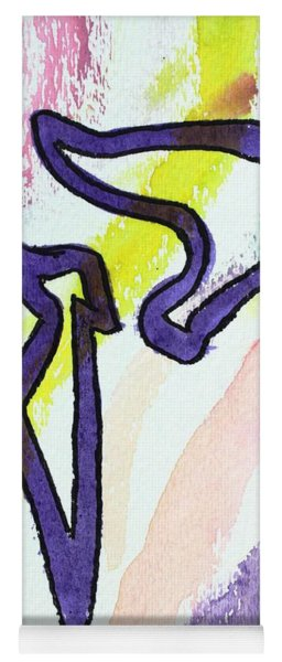 Lilac Kuf Yoga Mat