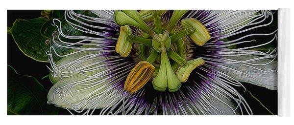 Lilikoi Passion Fruit Yoga Mat