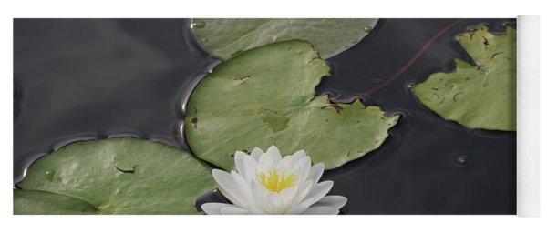 Buddhist Symbol  Yoga Mat