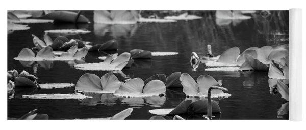 Lilly Pond  Yoga Mat