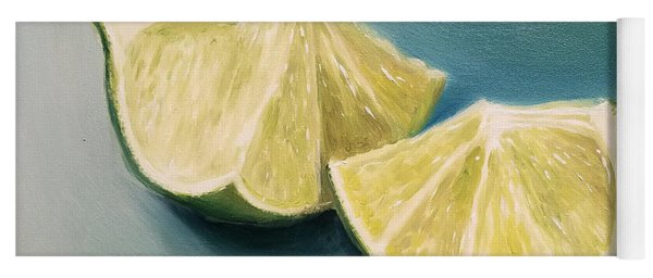 Limes Yoga Mat