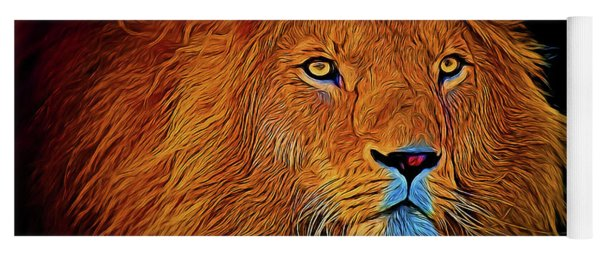 Lion 16218 Yoga Mat
