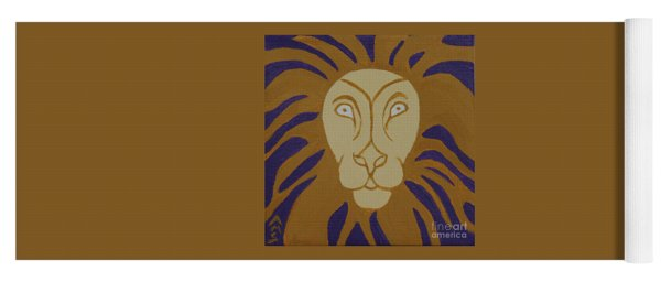 Lion Yoga Mat