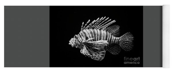 Lion Fish Yoga Mat