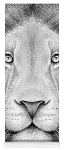 Lion Head Yoga Mat