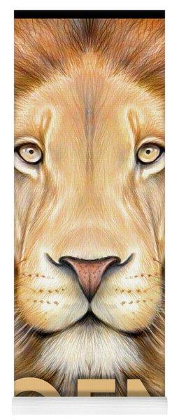 Lion Joens Yoga Mat