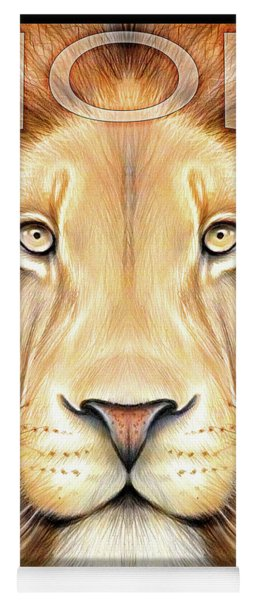 Lion Of Judah Yoga Mat