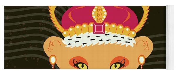 Lioness Queen Yoga Mat