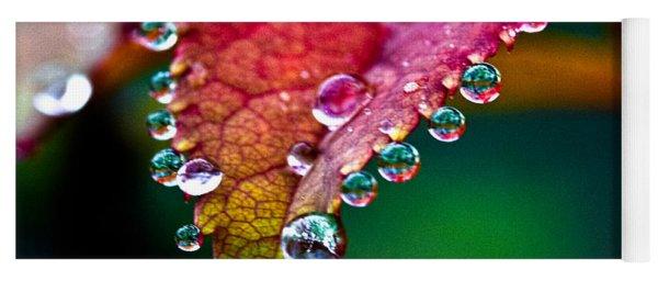 Liquid Beads Yoga Mat