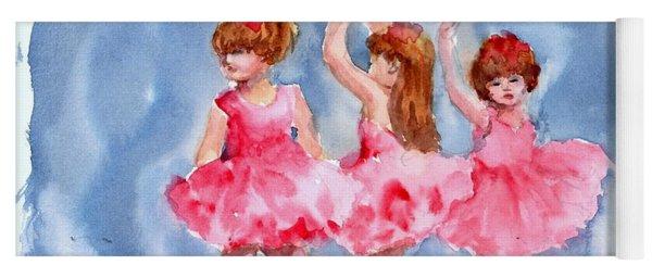 Little Ballerinas Yoga Mat